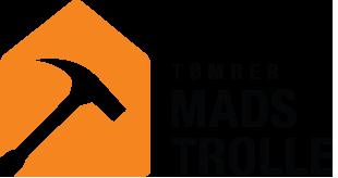 Tømrer Mads Trolles logo