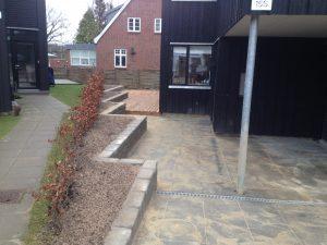 Terrasse på lavt budget